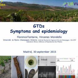 Predavanje: Simptomi i epidemiologija bolesti drva vinove loze