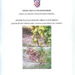 Akcijski plan za suzbijanje i sprjecavanje sirenja zlatne zutice vinove loze za 2017.godinu